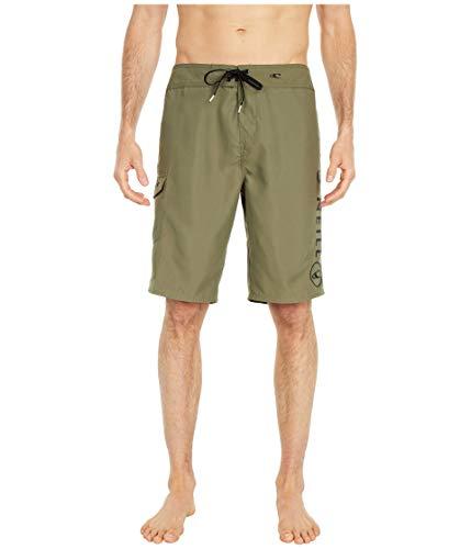 O'NEILL Santa Cruz Solid 2.0 Boardshorts Military Green 36
