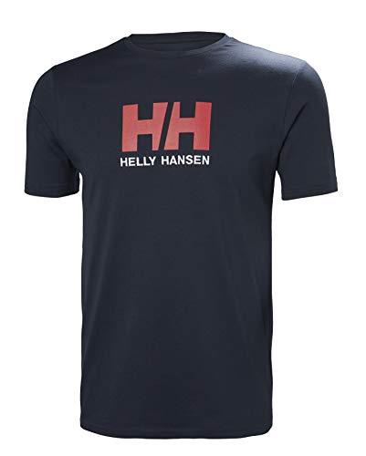 Helly Hansen HH Logo Tshirt Homme - Bleu (Navy) - S