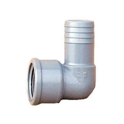 Genova Products 353910 Combination Elbow (Ins x Fip) Pipe Fitting, 1 by Genova