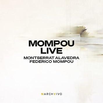 Mompou Live