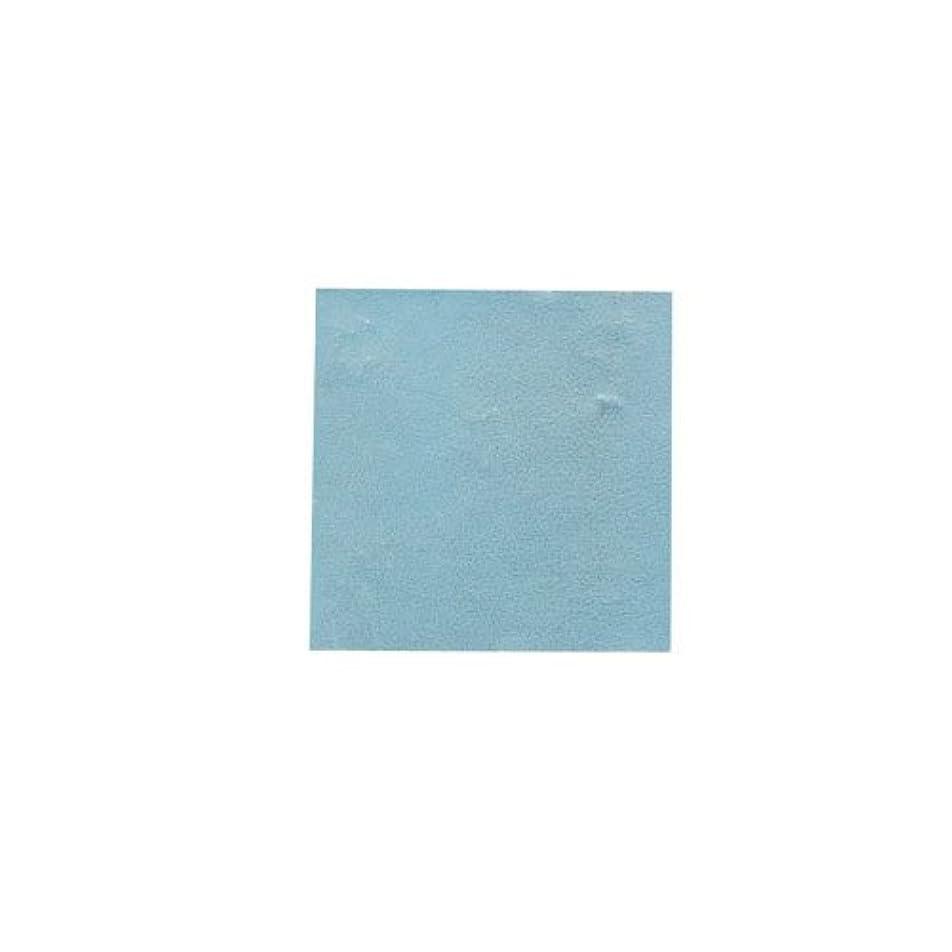 サミュエル電報るピカエース ネイル用パウダー パステル銀箔 #647 パステルブルー 3.5㎜角×5枚