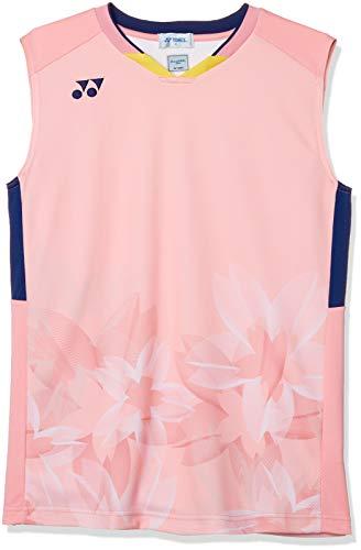 [ヨネックス] ノースリーブシャツ ゲームシャツ メンズ チェリーピンク (214) 日本 S (日本サイズS相当)
