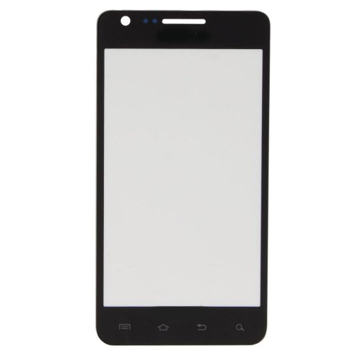 Generic Replacement Glass Lens for Samsung Galaxy S2 I777 Black(i9100 At&t)