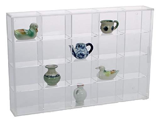SAFE 5257 Klein-Vitrine aus Acryl-Glas