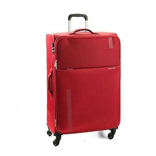 RONCATO Speed Trolley large morbido espandibile 4 ruote tsa Rosso