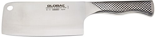 "Global Meat Cleaver, 6 1/2"", 16cm, Silver"