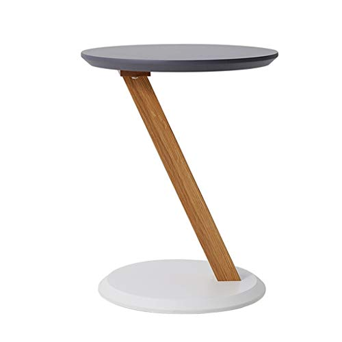 LICAILONGJIN7 Tavolini Elegante e Creativo Tavolino da Salotto Balcone Tavolino da tè Tavolino da caffè Nordico Mini Tavolino da tè Multicolore Opzionale Tabelle (Color : Gray)