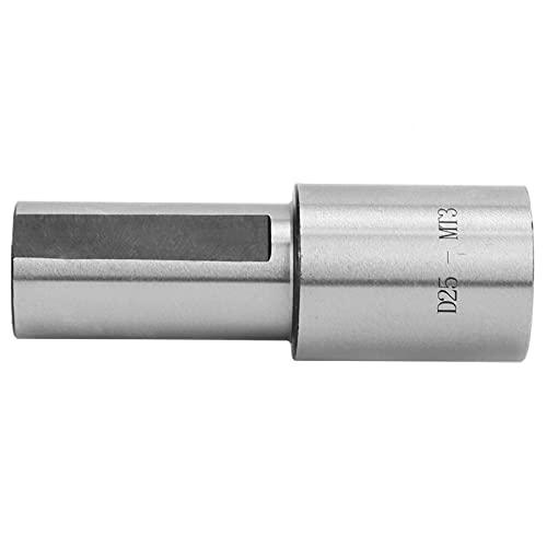 Buchsendrehwerkzeug CNC-Drehwerkzeug SBHA20-25 Spindel Morsekegel-Adapter Morse-Typ zum Drehfräsen für Kegelschaftbohrer für Kegelreibahle(D25-MT3)