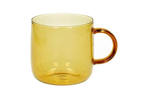 Pomax Boîte 4 Tasses Lasi | des tasses solides et élégantes