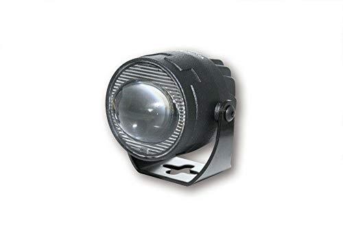 Highsider Motorrad-Scheinwerfer Satellite 44mm LED-Abblendscheinwerfer