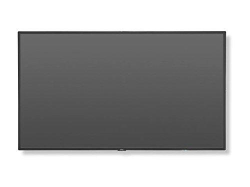 NEC MultiSync V554 139,7 cm (55') LED Full HD Pantalla Plana para señalización Digital Negro - Pantallas de señalización...