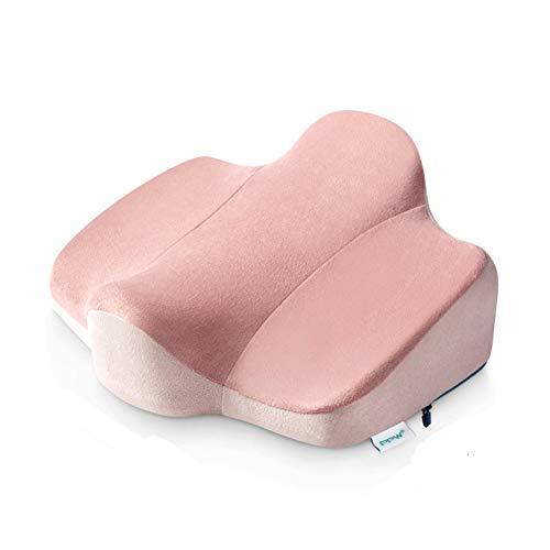 XJZHANG Taillenkissen Schöne Gesäße Sitzende Artefakt Wirbelsäule Sitzhaltung Korrektur Sitzkissen Anti-Buckel Caudal Atmungsaktiv, Geeignet für Kinder