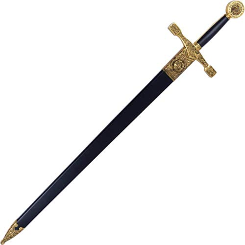 Vogler 774-6153 Replik Legendäres König Artus Excalibur Schwert 122 cm Deko Ritter