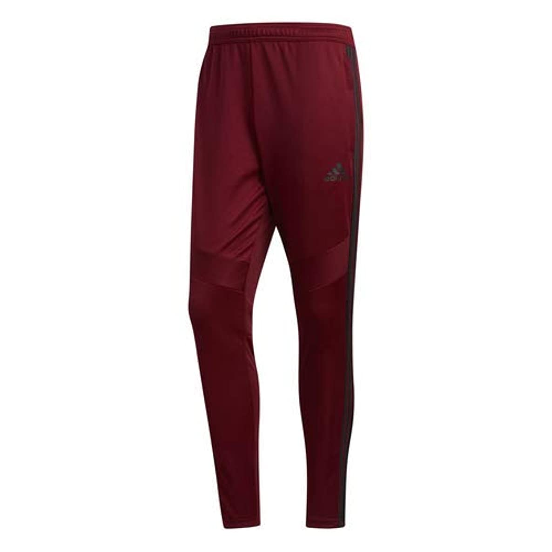 adidas Men's Tiro 19 Training Pants(Collegiate Burgundy/Black,Small) envq5021454597