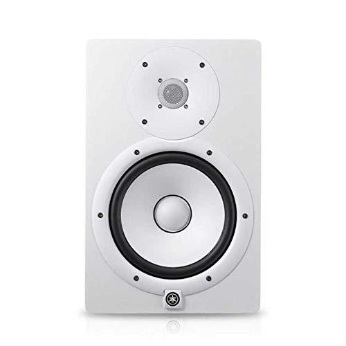 Yamaha HS8 - PA, monitor de estudio autoamplificado para DJs, productores y artistas, en blanco