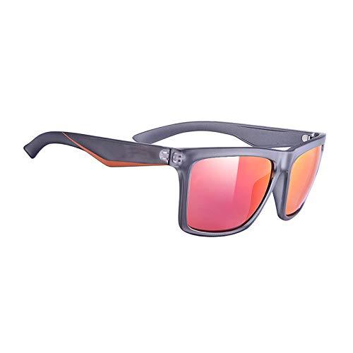 WRJY Gafas de Sol Deportivas polarizadas para Hombres y Mujeres, Montura Ultraligera TR90, protección UV antirreflejo, para béisbol, Correr, Ciclismo, Pesca, Golf