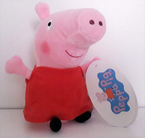 Play by Play Peluche CERDITA Peppa Pig 20cm