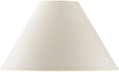 Cal Lighting SH-1022 8-Inch Side Hardback Fabric Shade