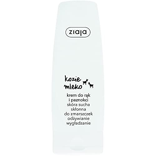 Ziegenmilchcreme für Hände und Nägel 80ml von Ziaja // KOZIE MLEKO KREM DO R?K I PAZNOKCI 80ml - Ziaja