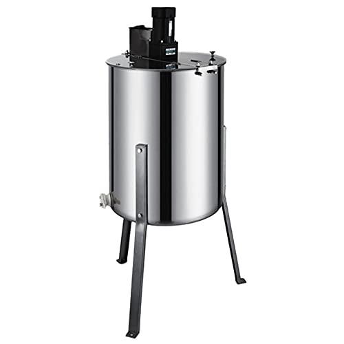 DWXN Tipo de Caja de Miel eléctrica de 120 vatios Máquina de coctelera de Miel automática de Acero Inoxidable de Acero Inoxidable de Acero Inoxidable con Pierna