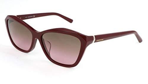 Swarovski Sunglasses Sk0135 71F-59-15-135 Gafas de Sol, Rojo (Rot), 59 para Mujer