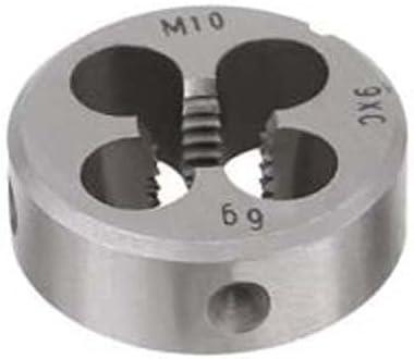 5Pcs M12x1.75mm pitch Alloy Steel 祝開店大放出セール開催中 5 Threading Metric Round Dies 店舗