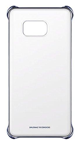 Samsung Clear Cover - Funda oficial para Samsung Galaxy S6 Edge +, transparente