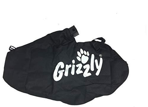 Grizzly Tools Fangsack mit Halterung für Laubsauger/Laubbläser EL 2800