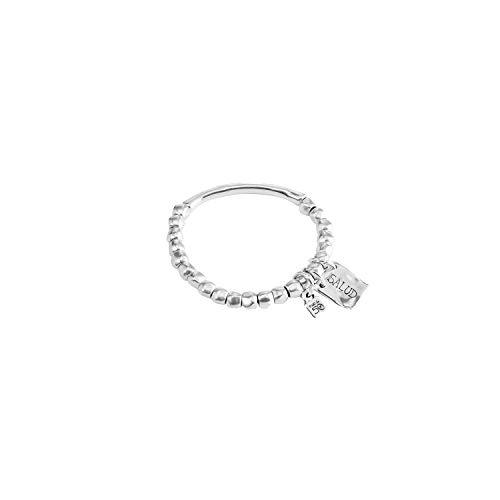 Uno De 50 Pulsera de mujer Classics chapada en plata, 18 cm, PUL1209MTL0000M