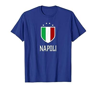 Napoli, Italy - Italian Italia T-shirt