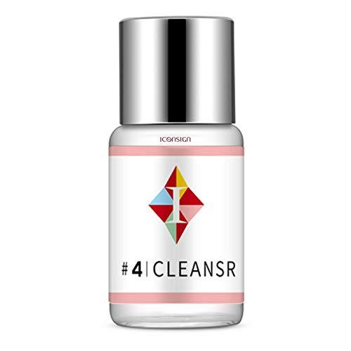 Iconsign Wimpernlifting Cleanser Lotion (1x Dose mit 5ml) für Dauerwelle und Wimpernwelle
