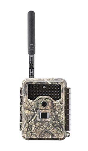 Covert WC Series LTE Cellular (Verizon, AT&T) Trail Camera - HD1080P 32MP Instant Image/Video Transmission w Wireless App.4 Trigger Speed, No Glow LEDs, Invisible Infrared Flash 100' Range