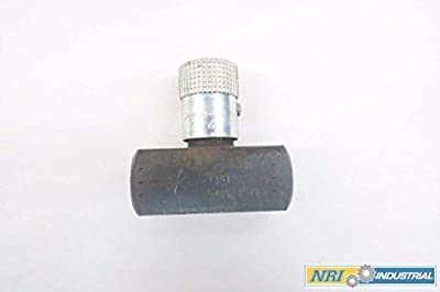 New Parker N400s 5gpm 1/4 In Npt Hydraulic Needle Valve D547409 by PARKER