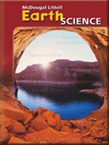 Compare Textbook Prices for McDougal Littell Middle School Science: Student Edition Single Volume Edition Grades 6-8 Earth Science 2005  ISBN 9780618303687 by MCDOUGAL LITTEL