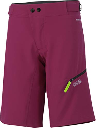 IXS Damen Carve Radshorts Radhose Bike Shorts