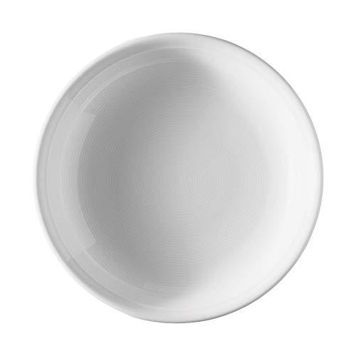 Thomas Rosenthal Trend - Suppenteller - Pastateller - Porzellan - Weiß - Ø 22 cm