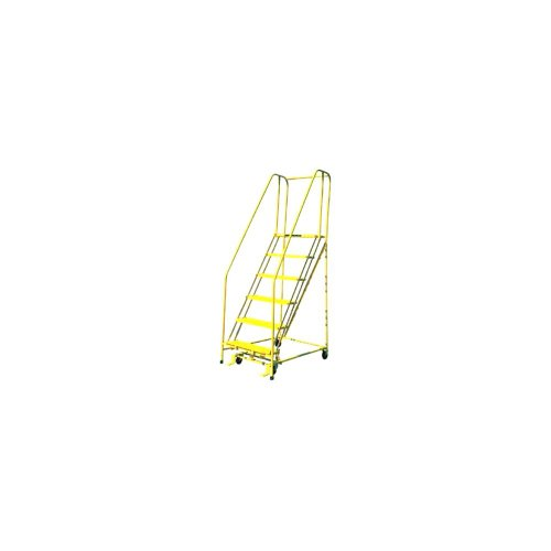 Cotterman 1005R1820 5-Step Ladder With Handrails