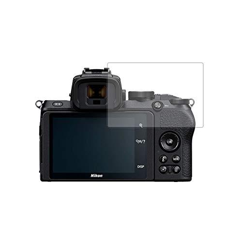 【2枚セット】NIKON Z 50 用 液晶保護フィルム マット(反射低減)タイプ