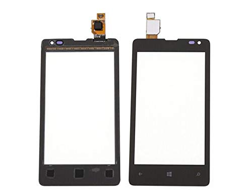 Touch Screen Digitizer for Nokia Lumia 435 Black