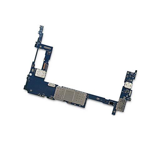 YANGLY Placa Principal De Reemplazo Fit For Samsung Galaxy Tab S2 T719 T715 T710 T713 Versión De Android De La Placa Base T713 T713 Soporte De WiFi + SIM Pieza Repuesto teléfono Celular Placa Base