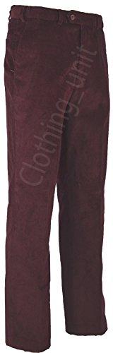 Clothing Unit C1 męska inteligentna jakość rozszerz pasmo drutów/sztruksowe spodnie na co dzień