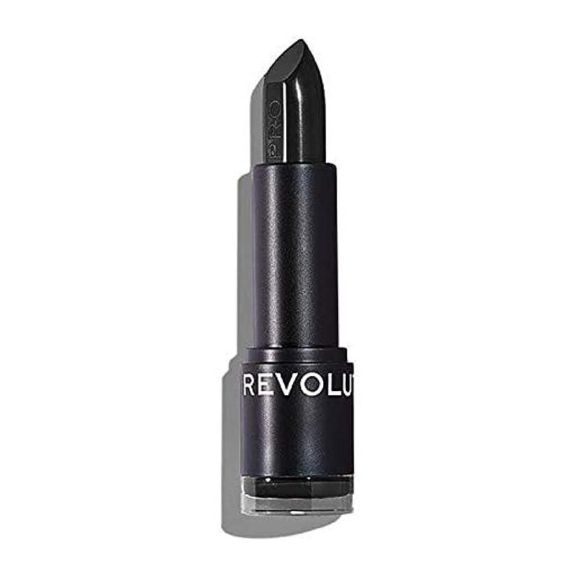イヤホン大量みぞれ[Revolution ] 革命プロ最高の口紅の混乱 - Revolution Pro Supreme Lipstick Chaos [並行輸入品]