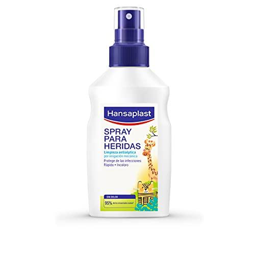 Hansaplast - Spray Para Heridas Hansaplast