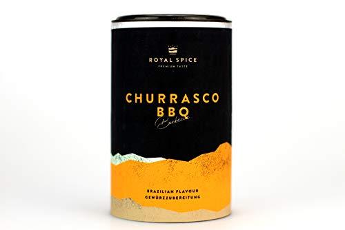 Churrasco BBQ, Brasilianischer Steak und Fleisch Rub, perfekt für Rind, 100g Dose Asado Rub von Royal Spice