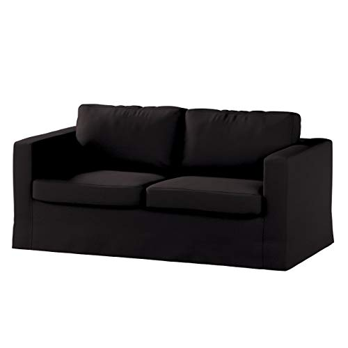 Dekoria Floor Length Karlstad 2-Seater Sofa Cover Index 618-702-09 IKEA karlstad 2 Seater Sofa Cover, karlstad 2 seat Sofa Cover, karlstad Sofa Covers, karlstad Covers uk