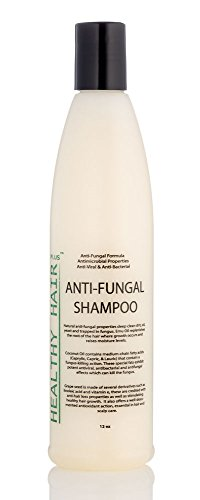 Healthy Hair Plus Anitfungal Shampoo - Antifungal Formula that Reduces Fungus and Bacteria on the...