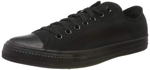Converse C. Taylor All Star OX Black M9166C; Herren plimsolls; Schwarz; 46,5 EU (12 UK)