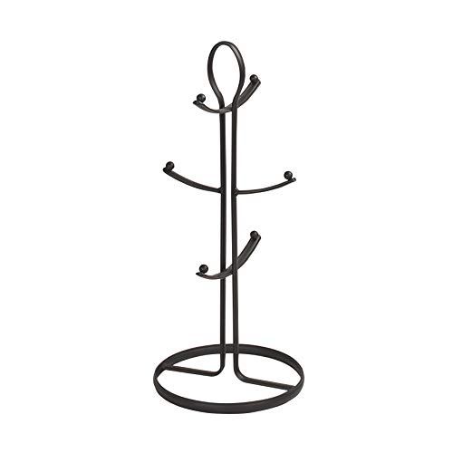 Spectrum Diversified Ashley 6 Holder, Kitchen Mug Tree Mug &...