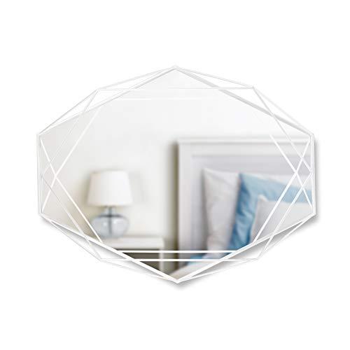 Umbra 358776-660 Miroir, Blanc,