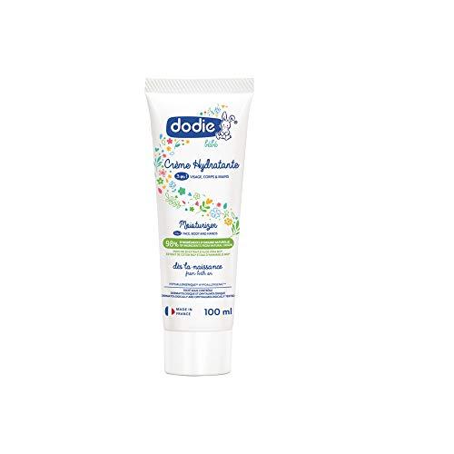 DODIE Crème hydratante 3en1 - tube+étui 100ml